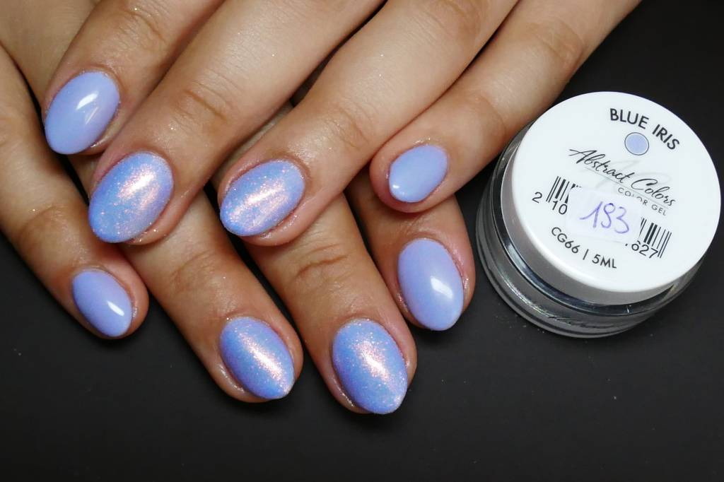 Abstract® Abstract gel de couleur 5 ml  Blue Iris CG66