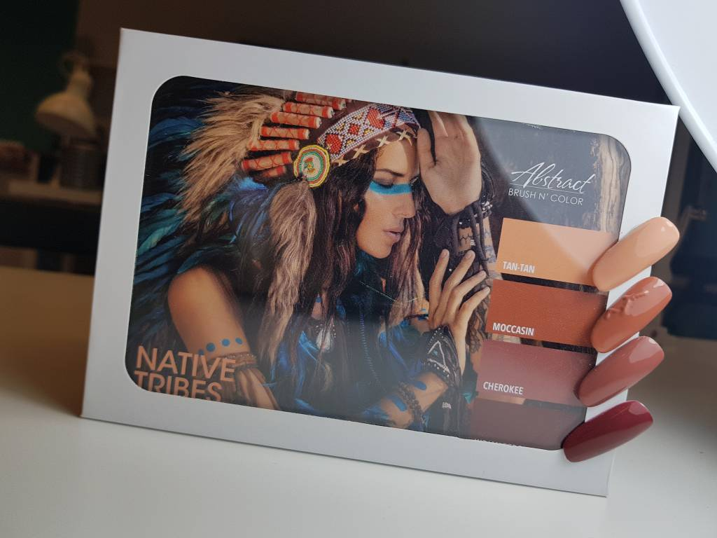 Abstract® Brush N' Color 15 ml Cherokee