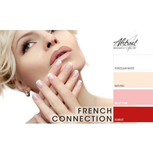 Abstract® Abstract Brush n' Color 15 ml Porcelain white