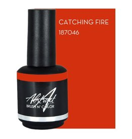 Abstract Abstract Brush n' Color 15 ml Catching Fire