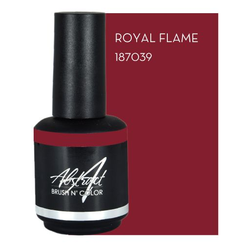 Abstract Abstract Brush n' Color 15 ml Royal Flame