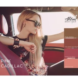 Abstract Abstract Brush n' Color Pink Cadillac collectie