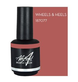 Abstract Abstract Brush n' Color 15 ml Wheels & Heels