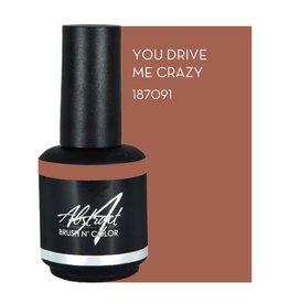 Abstract Abstract Brush n' Color 15 ml You Drive Me Crazy