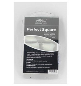 Abstract Perfect Square tips 100 stuks