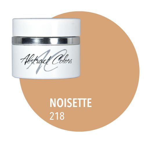 Abstract Colorgel 5 ml Noisette CG218