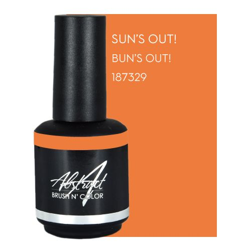 Abstract Abstract Brush n' Color 15 ml Sun's Out! Bun's out!