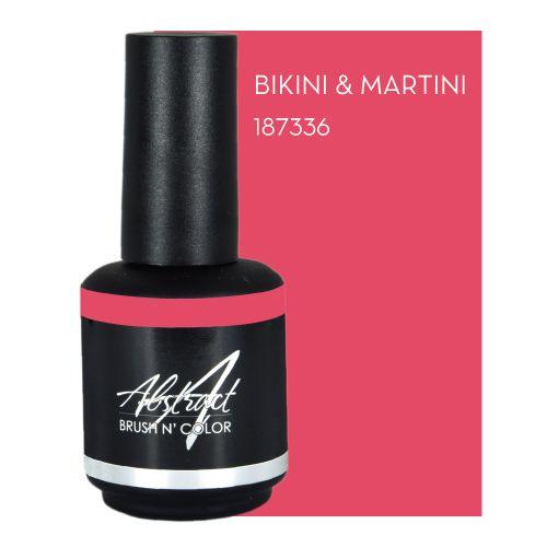 Abstract Abstract Brush n' Color 15 ml Bikini & Martini