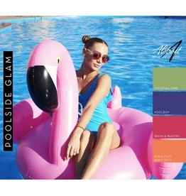 Abstract® Abstract Brush n' Color Poolside Glam collectie