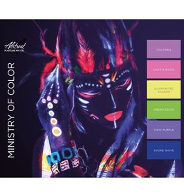Abstract Plastiline Ministry of Color collectie