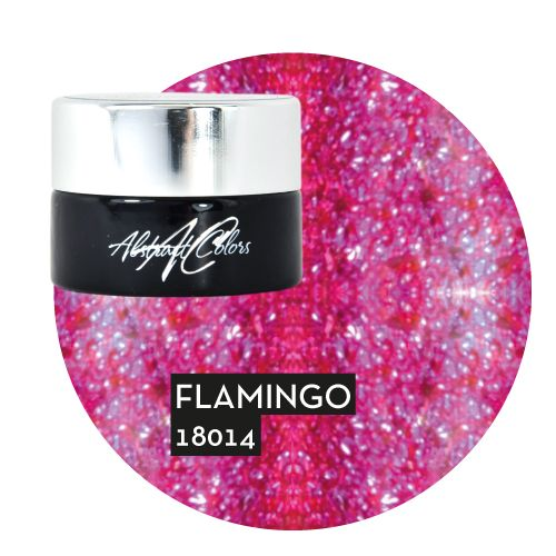 Abstract Colorgel 5 ml Flamingo