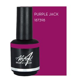 Abstract Abstract Brush n' Color 15 ml Purple Jack