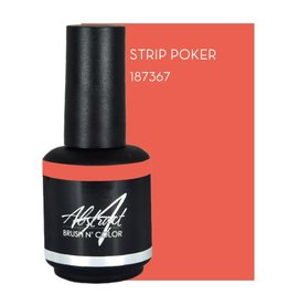 Abstract Brush N' Color 15 ml Strip Poker