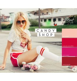 Abstract Brush N' Color collectie Candy Shop