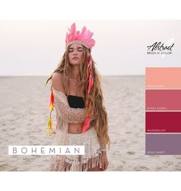 Abstract Abstract Brush 'n Color collectie Bohemian