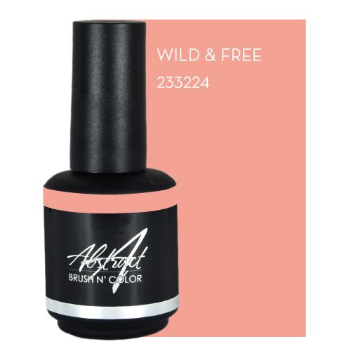 Abstract® Abstract Brush 'n Color 15 ml Wild & Free