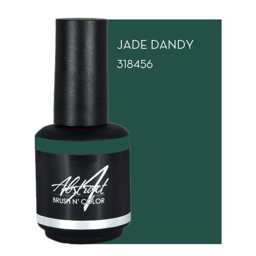 Abstract Abstract Brush 'n Color 15 ml Jade Dandy