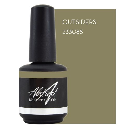 Abstract® Brush N' Color 15 ml Outsiders