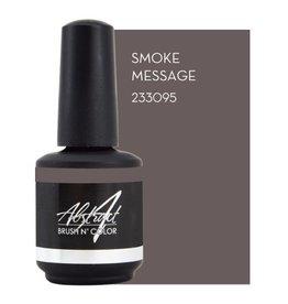 Abstract Brush n' Color 15 ml Smoke Message