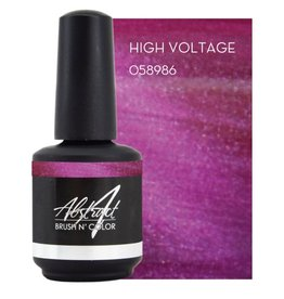 Abstract Brush n' Color 15 ml cat-eye High Voltage