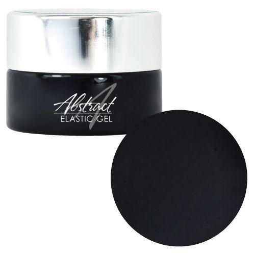 Abstract Elastic gel 5 ml Black