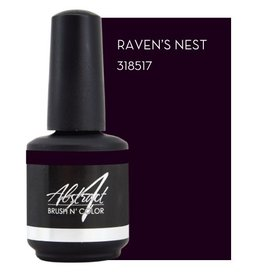 Abstract® Brush N' Color 15 ml Raven's Nest