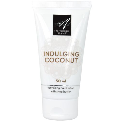 Abstract Hand & Body Lotion - Indulging Coconut 50ml