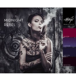 Abstract Brush N' Color collectie Midnight Rebel