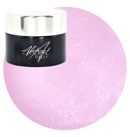 Abstract Abstract gelly gel sparkling soft pink 15 ml