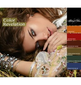 Abstract Colorgel Color Revelation collectie