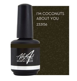Abstract Brush n' Color 15 ml I'm Coconuts About You