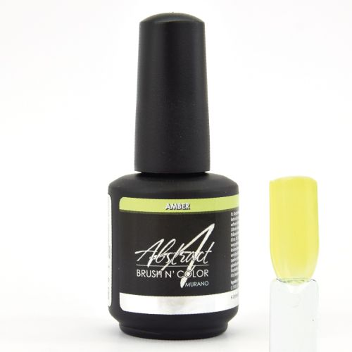 Abstract Brush N' Color Murano 15 ml Amber