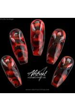 Abstract Aquarelle Effect Gel 15ml Black Nightshade