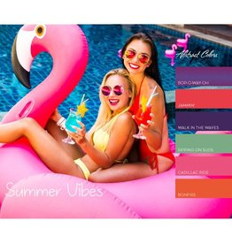 Abstract Colorgel collectie Summer Vibes