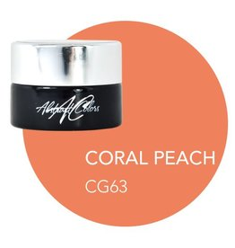 Abstract Abstract colorgel 5 ml Coral Peach CG63