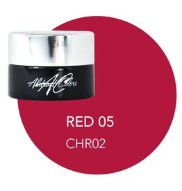 Abstract Colorgel 5 ml Red 05 CHR02