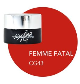 Abstract Abstract gel de couleur 5 ml  Femme Fatale CG43