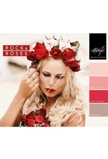 Abstract Brush N' Color collectie Rock & Roses