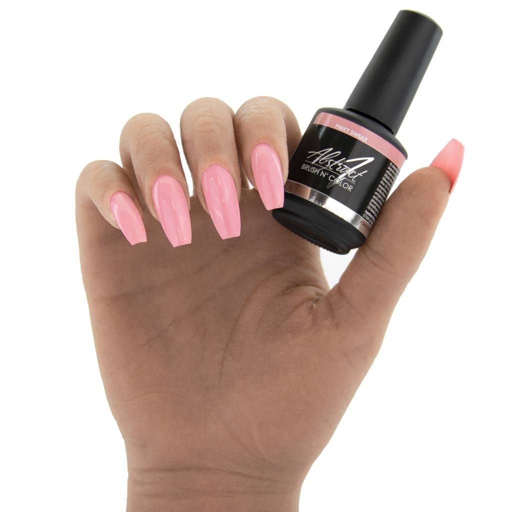 Abstract® Brush N' Color 15 ml Pinky Swear