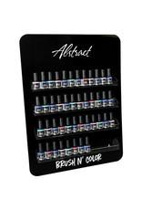 Abstract® Brush N' Color Wall Display