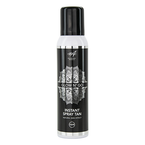 Abstract Glow N' Go 125 ml Clear