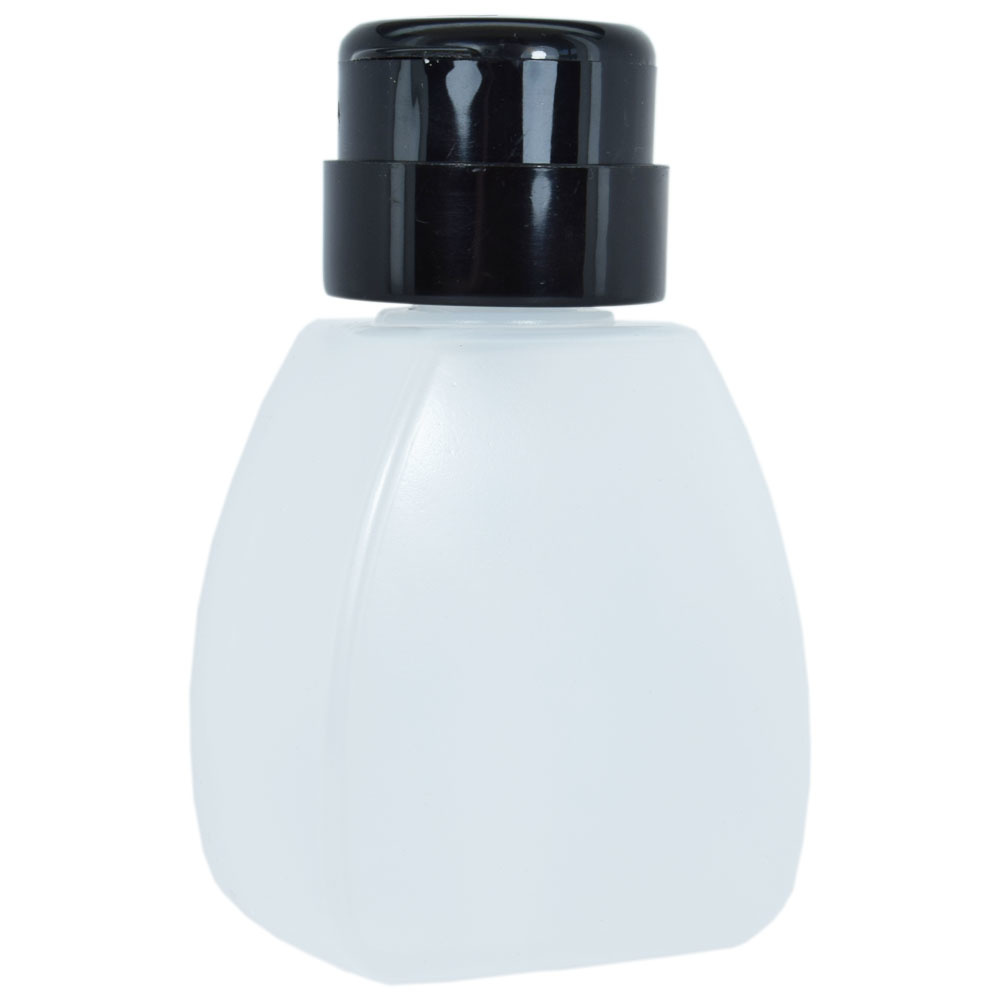Abstract® Pompflesje belly black 250 ml