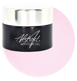 Abstract® AcryGum Milky Pink 50 gr