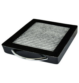 Abstract Dust Buster replacement cassette (filter) Black