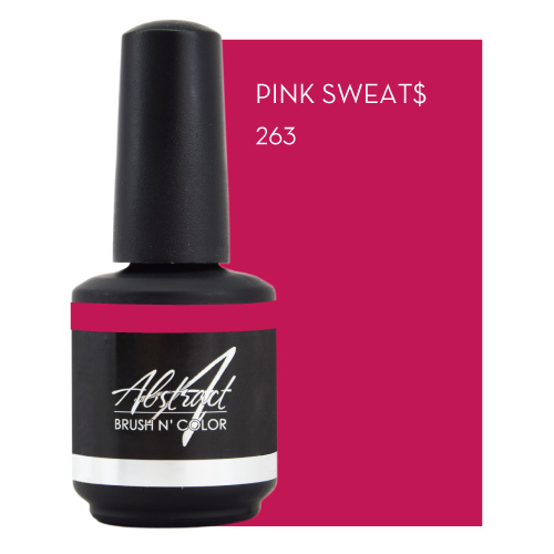 Abstract Brush N' Color 15 ml Pink Sweats