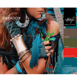 Abstract Brush N' Color collectie Paradox