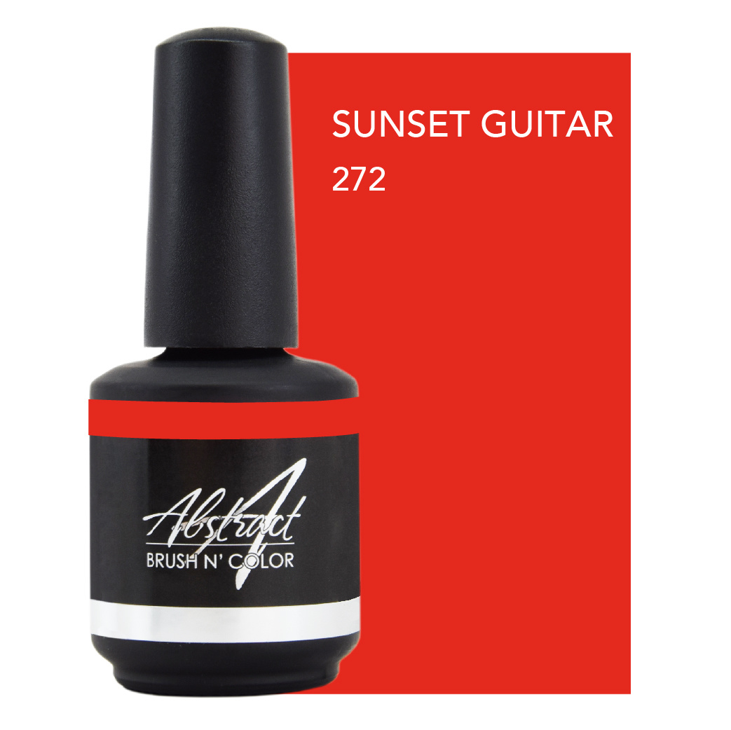 Abstract Brush N' Color 15 ml Sunset Guitar