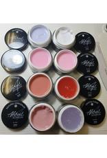 Abstract AcryGum Gel Clear Pink 50 gr