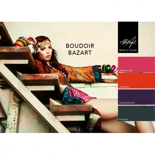 Abstract Brush N' Color 15ml Persian silk