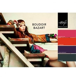 Abstract Brush N' Color collectie Boudoir Bazart